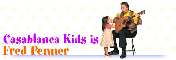 Casablanca Kids, Children's Entertainment, kids music